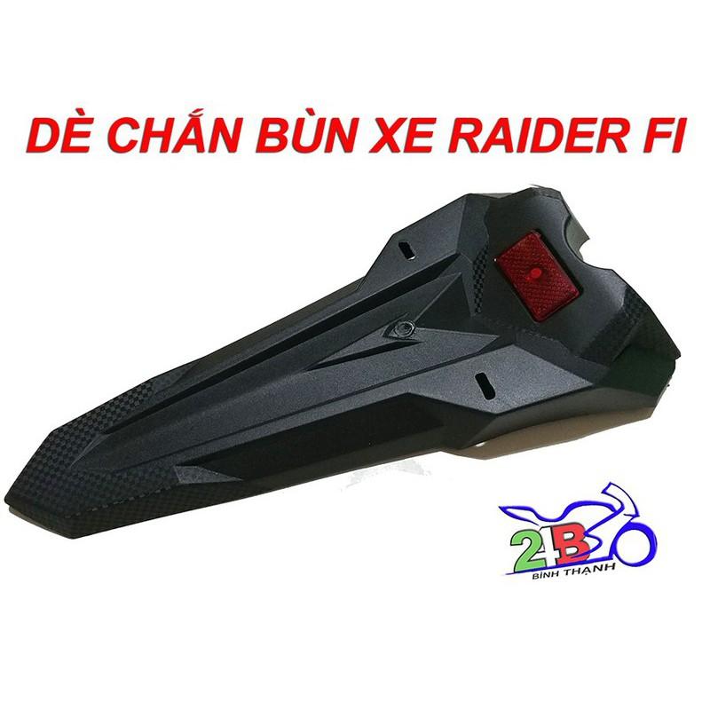 ĐUÔI DÈ SAU RAIDER FI - DÈ CHẮN BÙN XE RAIDER FI - 2478412 , 1317696517 , 322_1317696517 , 99000 , DUOI-DE-SAU-RAIDER-FI-DE-CHAN-BUN-XE-RAIDER-FI-322_1317696517 , shopee.vn , ĐUÔI DÈ SAU RAIDER FI - DÈ CHẮN BÙN XE RAIDER FI