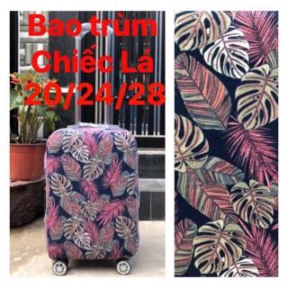 Áo trùm vali chống trầy, bụi ( size20, 24,28) thumbnail