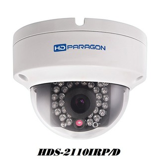 Camera an ninh IP Dome hồng ngoại 1.0 Megapixel HDPARAGON HDS-2110IRP D thumbnail