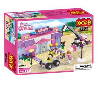 COGO – 4503 – Mô Hình Nhà Xe COGO