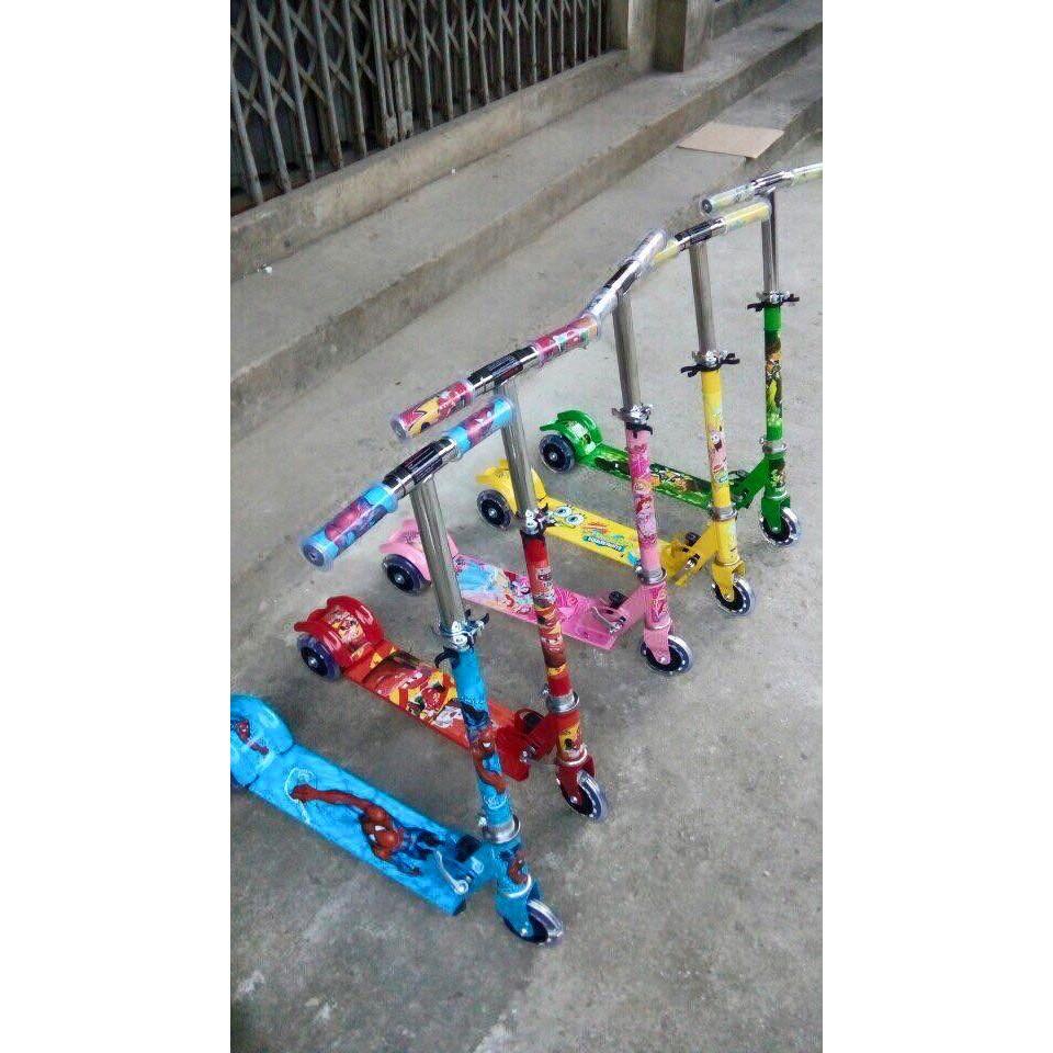 xe trượt scooter 3 bánh cho bé yêu - 3166251 , 229751876 , 322_229751876 , 150000 , xe-truot-scooter-3-banh-cho-be-yeu-322_229751876 , shopee.vn , xe trượt scooter 3 bánh cho bé yêu