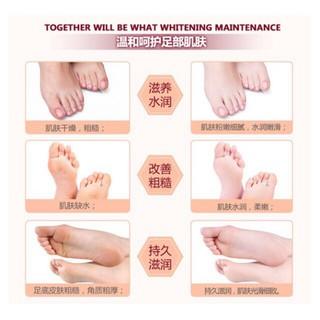 DVS Mặt nạ chân dưỡng ẩm,tẩy tế bào da chết chống nứt nẻ cho bàn chân mỹ phẩm nội địa trung bioaqua 8 thumbnail