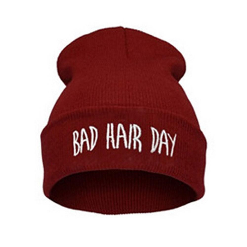 Mũ len Beanie thời trang mùa đông cho nữ