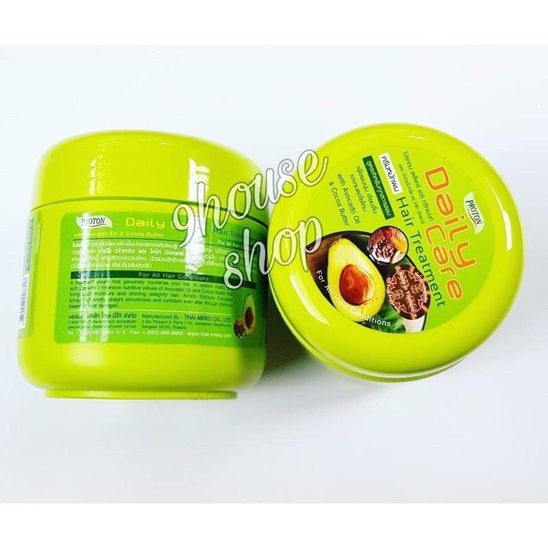 kem ủ tóc bơ thái lan 500ml
