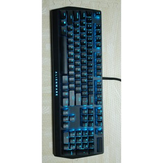 Bàn phím Alienware AW510K CHERRY MX Low Profile Red Switch Gaming