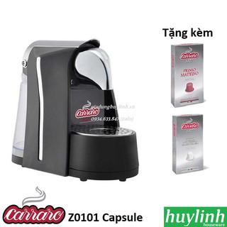 Máy pha cà phê viên nén Carraro Z0101 - Tặng kèm 2 hộp viên nén Carraro