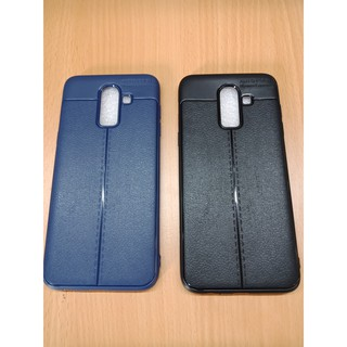 Ốp Lưng Silicon Vân Da Samsung J4+/J6/J6+/J8_QLM279 -> 286