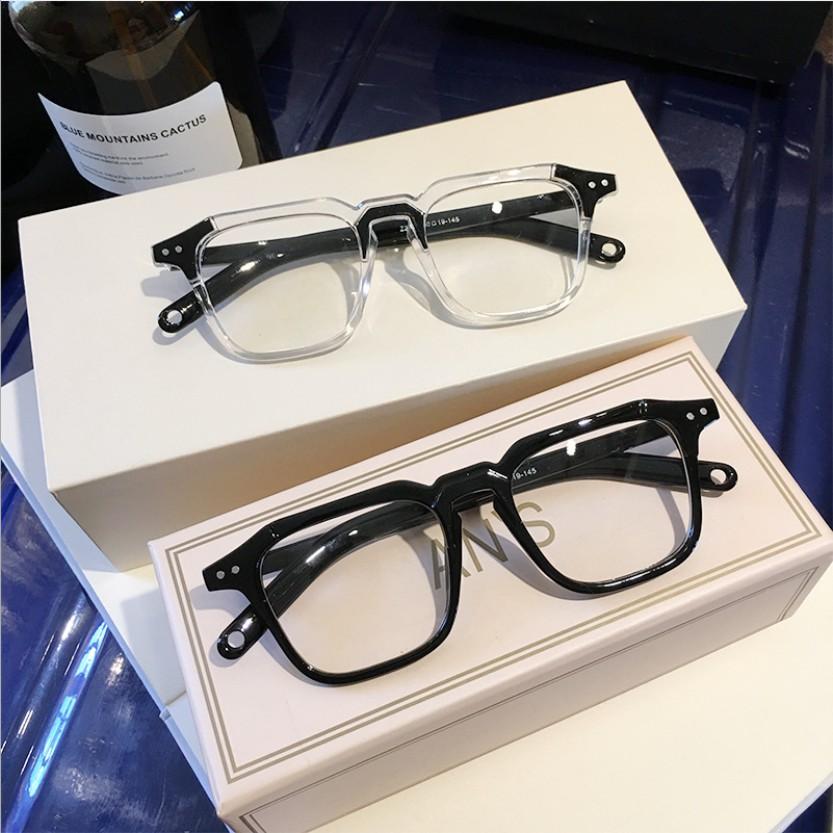 Gọng kính cận thời trang Hàn Quốc T3327 - Gọng kính mắt vuông