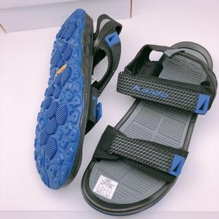 SALE OFF _Dép Quai Hậu Sandal Nam KAIDO 2 Màu Xanh và Đen Cực Chất
