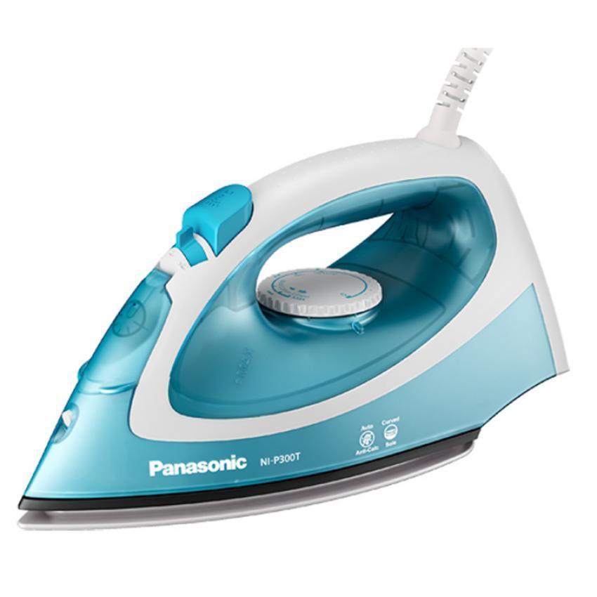 Bàn ủi hơi nước Panasonic PABU-NI-P300T (Trắng xanh lá)