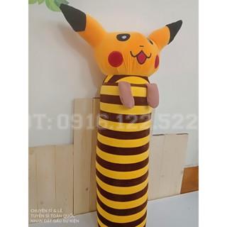 Gối Ôm Pikachu Dễ Thương Giá Rẻ Nhất Sài Gòn