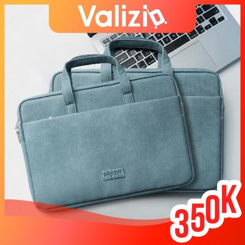 Túi laptop L100 PU chống sốc bảo vệ máy thời trang