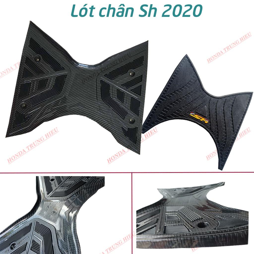 Lót để chân Sh 2020 cacbon caosu mới nhất