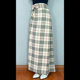 Váy chống nắng 2 lớp thun dày vải kẻ 2 mặt