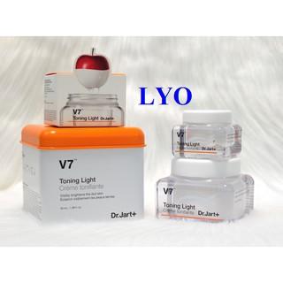 Kem dưỡng trắng da Dr.Jart+ V7 Toning Light Hàn Quốc thumbnail