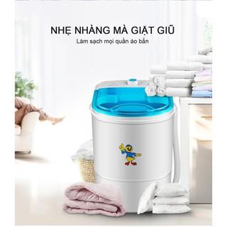 Máy giặt mini đa năng 1 lồng 4.5Kg – Máy giặt mini đa năng