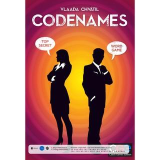 Trò chơi Codenames – Codenames Picture – Board Games