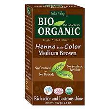 Thuốc nhuộm tóc hữu cơ Indus Valley màu Medium Brown 100g - 3161951 , 1306072694 , 322_1306072694 , 190000 , Thuoc-nhuom-toc-huu-co-Indus-Valley-mau-Medium-Brown-100g-322_1306072694 , shopee.vn , Thuốc nhuộm tóc hữu cơ Indus Valley màu Medium Brown 100g