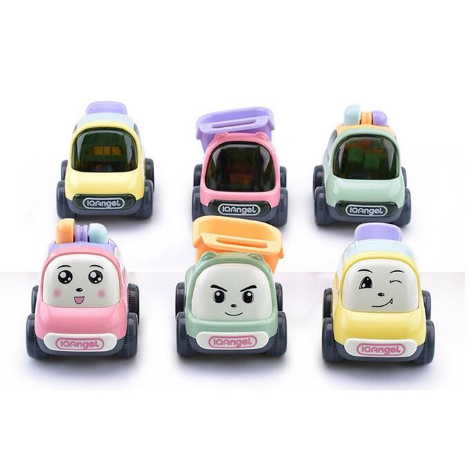 Đồ chơi phương tiện giao thông cho trẻ 1-3 tuổi