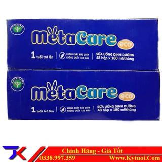 Sữa Meta Care Pha Sẵn Thung (180mlx48hộp)