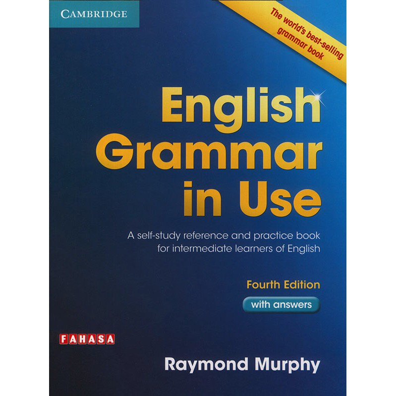 Sách - English Grammar in use - Fourth Edition - Raymond Murphy