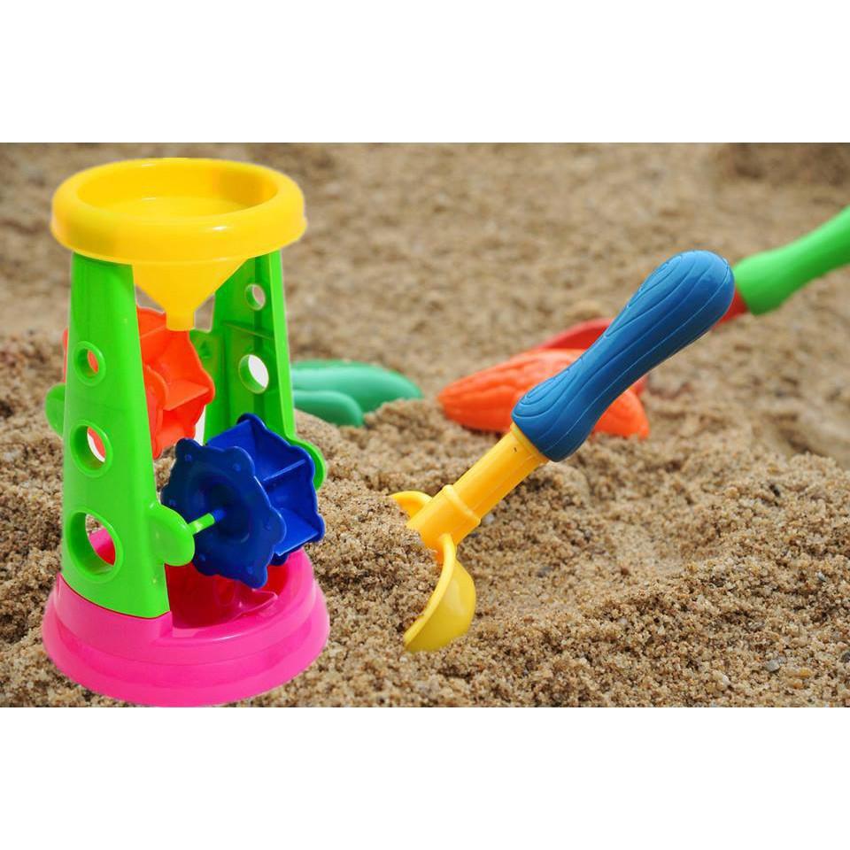 Bộ đồ chơi xúc cát có guồng quay - NAM TỪ LIÊM