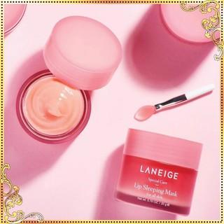 Mặt nạ ngủ cho môi Laneige 20g Lip Sleeping Mask, Mặt nạ ngủ môi Laneige Berry thumbnail