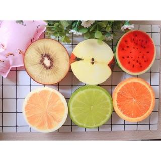 Squishy hoa quả