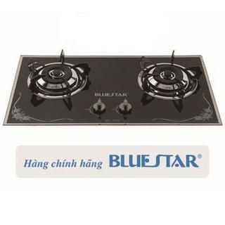Bếp gas âm Bluestar NG-6710 - Mặt kính rất đẹp - Đầu đốt bằng đồng - Alo Bếp Xinh