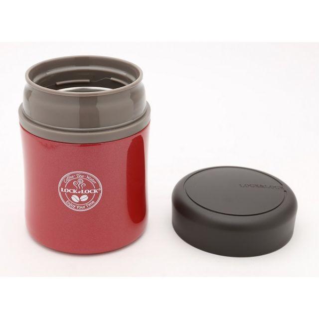 Bình giữ nhiệt Lock&Lock LHC8003R Mime Food Jar 450ml - 2436845 , 580119096 , 322_580119096 , 269000 , Binh-giu-nhiet-LockLock-LHC8003R-Mime-Food-Jar-450ml-322_580119096 , shopee.vn , Bình giữ nhiệt Lock&Lock LHC8003R Mime Food Jar 450ml