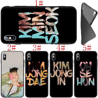 bts love yourself Soft Phone Case for iPhone 5 5s SE 6 6s 7 8 Plus Cover