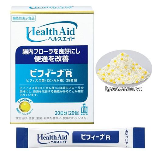 Men vi sinh Bifina nội địa Nhật bản Health Aid 20 gói - 2416582 , 1028207280 , 322_1028207280 , 420000 , Men-vi-sinh-Bifina-noi-dia-Nhat-ban-Health-Aid-20-goi-322_1028207280 , shopee.vn , Men vi sinh Bifina nội địa Nhật bản Health Aid 20 gói