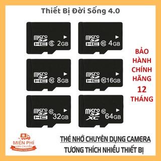 Thẻ nhớ JVJ 64GB 32GB 16GB 8GB 4GB chuyên dụng tôc độ cao microSDHC - Bảo hành 12 tháng 1 đổi 1 thumbnail