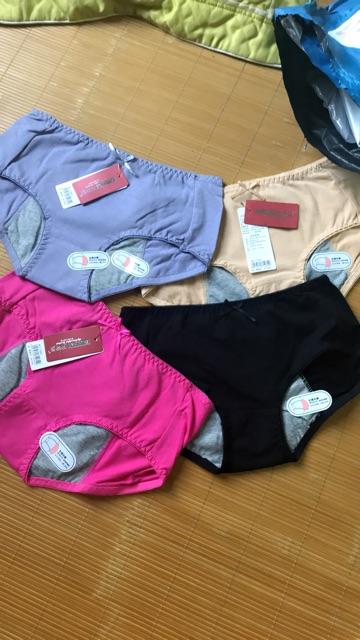 Sỉ lẻ quần lót nữ, quần ren lót sexy quần nguyệt san chống tràn | SaleOff247