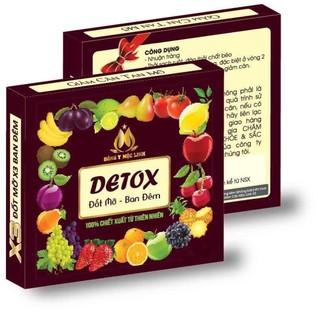 Detox thải độc tan mỡ Đông Y Mộc Linh thumbnail