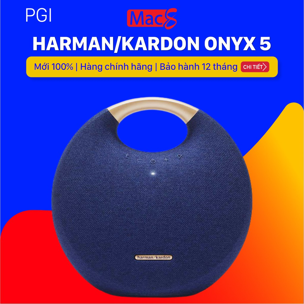 Loa Bluetooth Harman Kardon Onyx Studio 5 Xanh