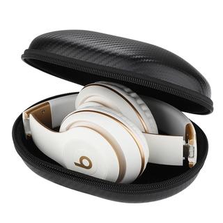 Waterproof Portable Earphone Storage Bag Earphone Bag Earphone Protective Cover Hard Case Cover Headphone Protective Shell