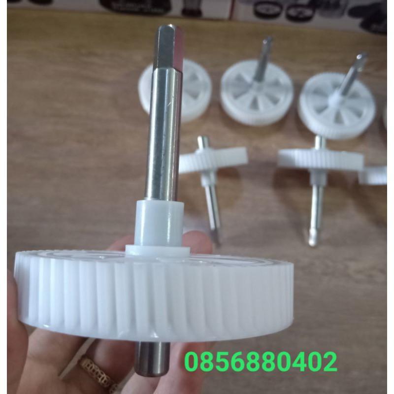 Trục bánh răng máy ép chậm SAVTM JE07- Phụ kiện