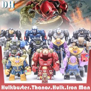 Mô hình lắp ráp lego biệt đội siêu anh hùng độc đáo