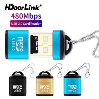 HdoorLink Đầu Đọc Thẻ Nhớ HdoorLink Micro SD TF 480mbps