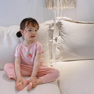 [Mã FASHIONRNK giảm 10K đơn 50K] Đồ bộ mặc ở nhà cho bé, chất liệu mềm mại - Hàng Quảng Châu Cao Cấp thumbnail