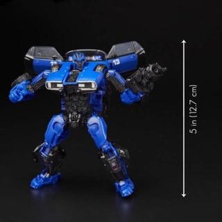 Robot biến hình Dropkick trong series phim – transformers siêu xe biến hình