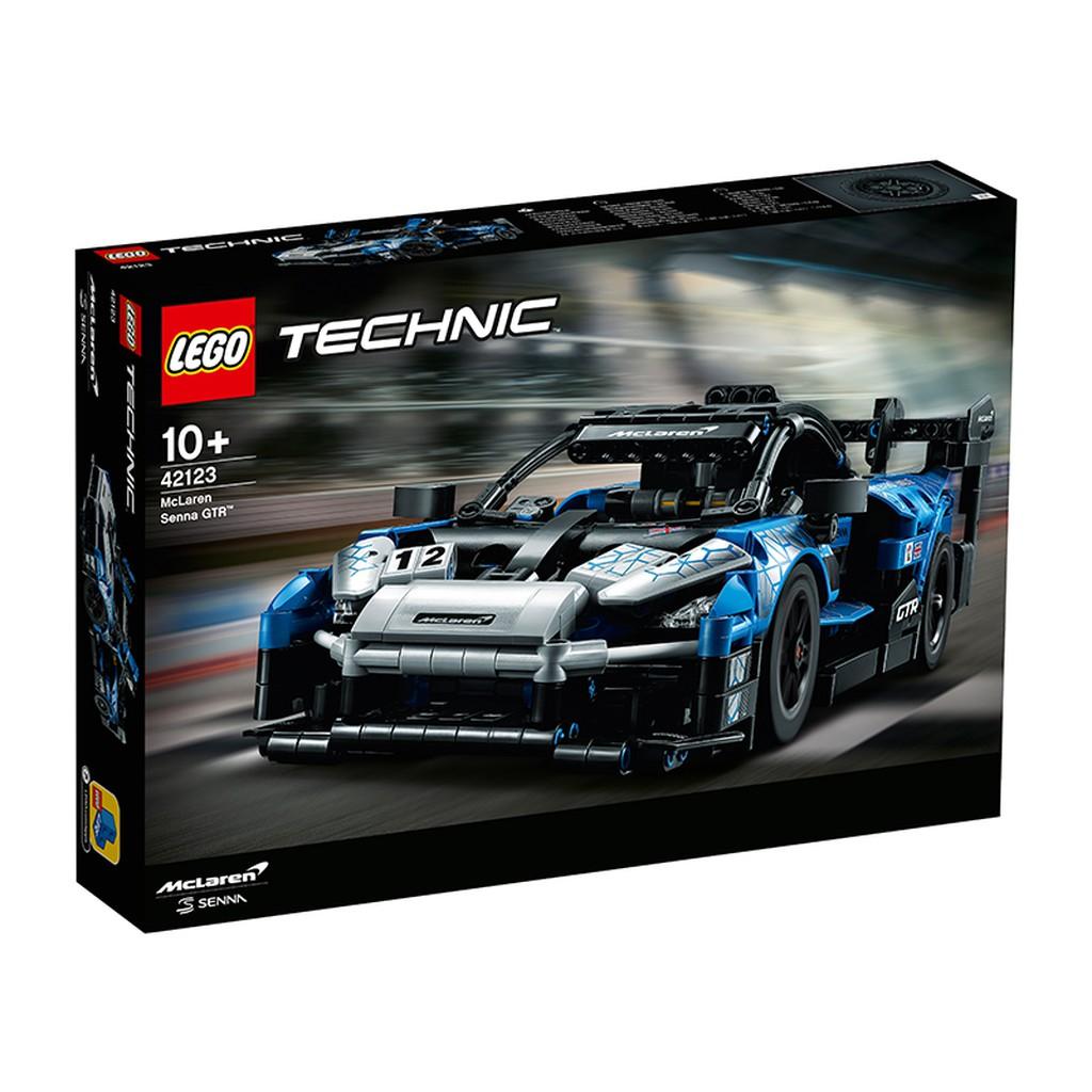 LEGO Technic Siêu Xe Mclaren Senna GTR 42123