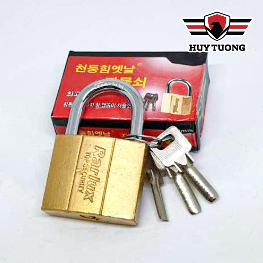 Ổ khóa bấm Hàn Quốc siêu bền ✅ FREESHIP ✅ Ổ khóa cửa bấm Hàn Quốc chịu lực siêu bền 38mm - Huy Tưởng