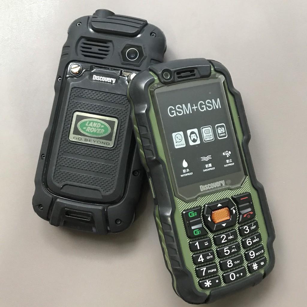 Điện thoại 2sim 2sóng online landrover A12 pin khủng giá rẻ pin trâu loa to Dành cho người già Chữ To