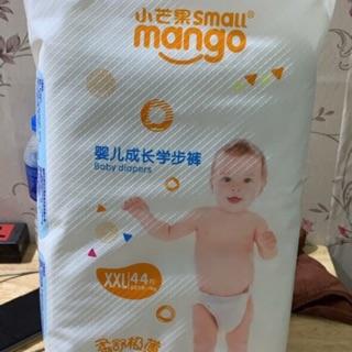 [Mã MKBCS24 giảm 10K đơn 99K] Bỉm quần Mango M L Xl xxl 3xl 100 miếng thumbnail