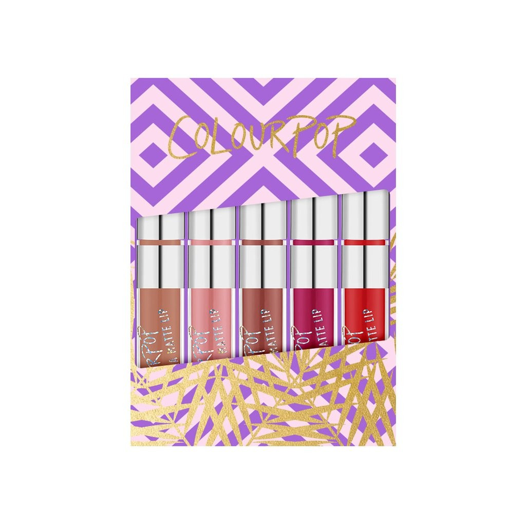 Set son Colourpop Ultra Matte - Foxy - 2569660 , 11408061 , 322_11408061 , 465000 , Set-son-Colourpop-Ultra-Matte-Foxy-322_11408061 , shopee.vn , Set son Colourpop Ultra Matte - Foxy