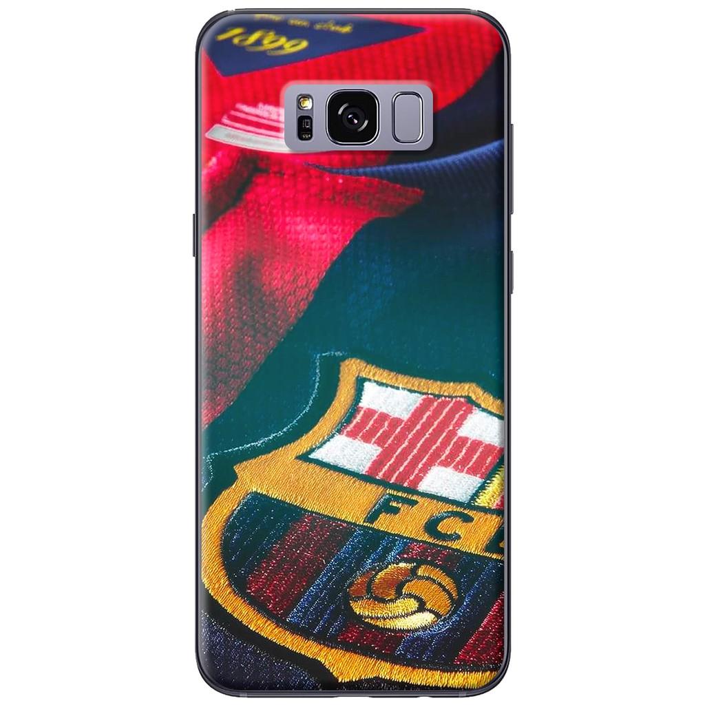 Ốp lưng Samsung S8/S8 plus - nhựa dẻo FCB nền áo