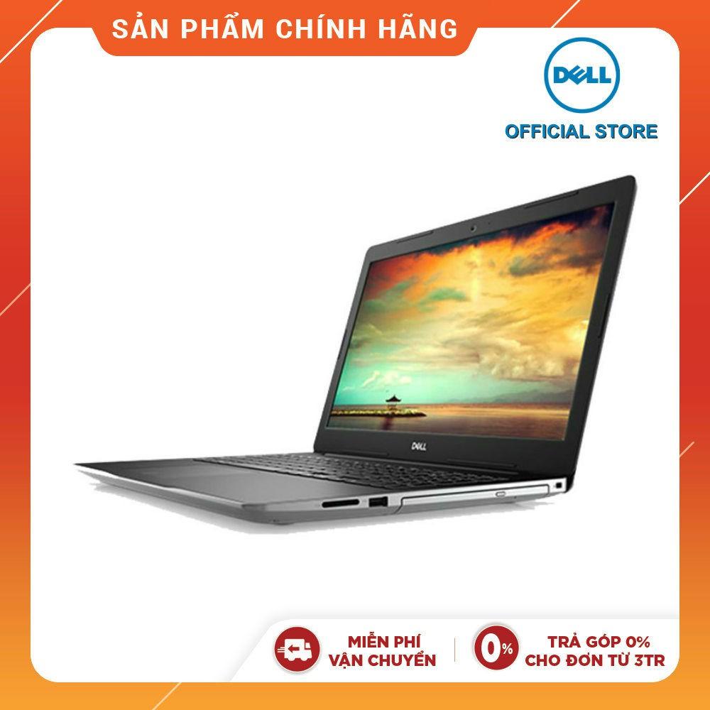 [Mã ELLAPDESK giảm 5% đơn 3TR] Laptop Dell Inspiron 3593 70197458 (Bạc) i5-1035G1   4G   1TB   15/FHD   2GD5_MX230