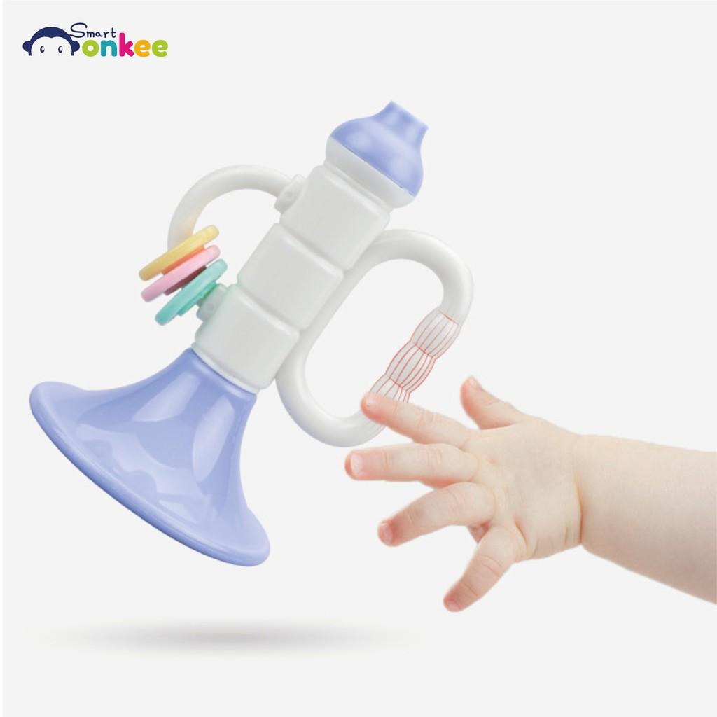 Set đồ chơi cho trẻ sơ sinh GORYEO HÀN QUỐC - 7 món - xúc xắc gặm nứa